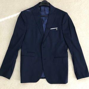 ZARA Man Suit Coat 40R